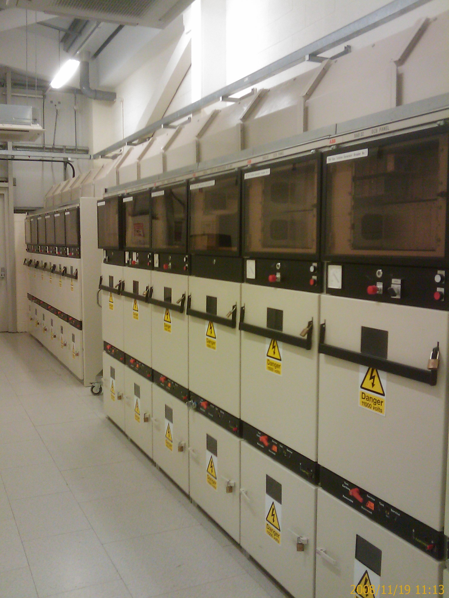 11 & 6.6kV SF6 switchgear